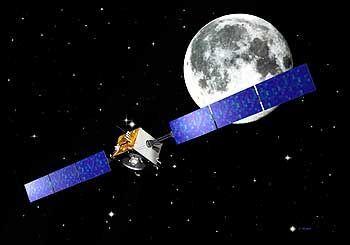 """Sonde """"Smart-1"""": """"Europa hat den Mond erreicht"""""""