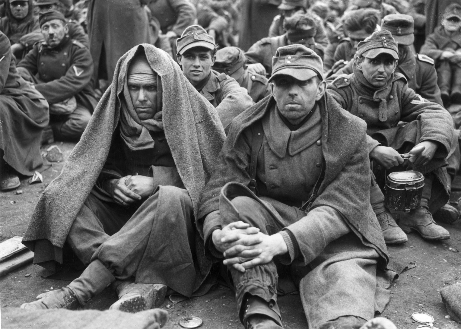 Russische Kriegsgefangenschaft