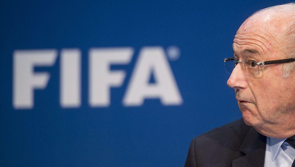Sepp Blatter (Archiv): FBI ermittelt