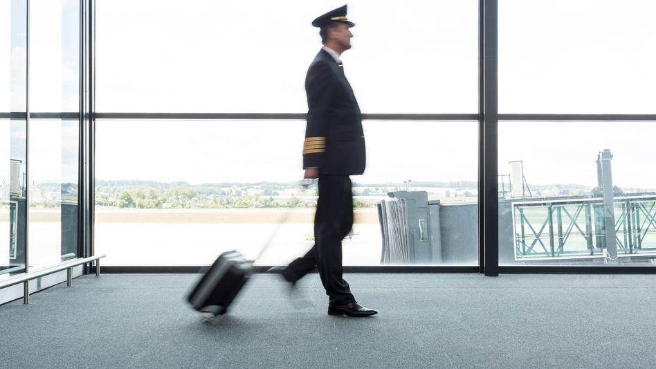 Einmal im Jahr werden Piloten auf ihre Flugtauglichkeit untersucht