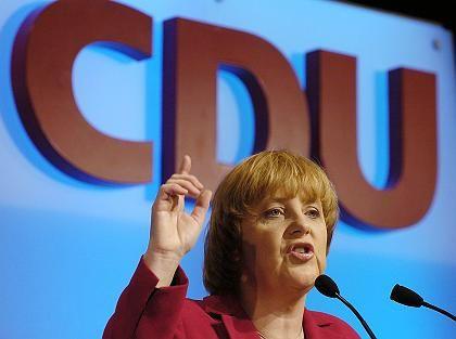 Angela Merkel: Intrige gegen die Parteichefin?