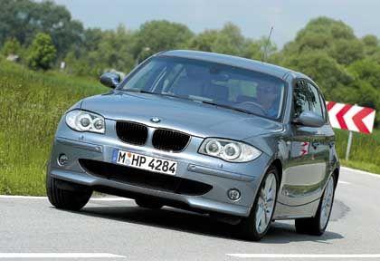 BMW 1er: Viel zu wenig Auto für viel zu viel Geld