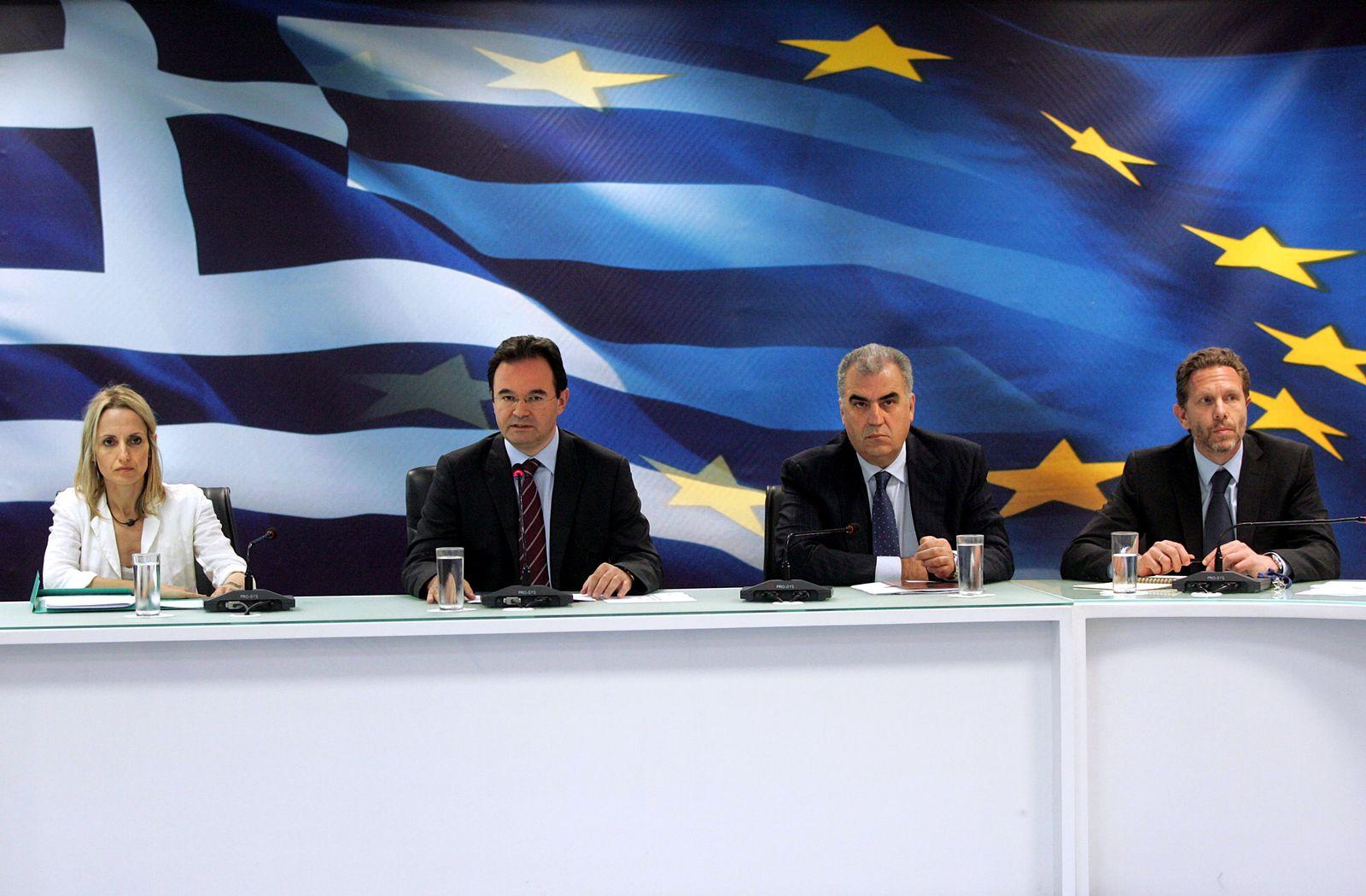 Griechenland treibt Privatisierung von Staatsbetrieben voran