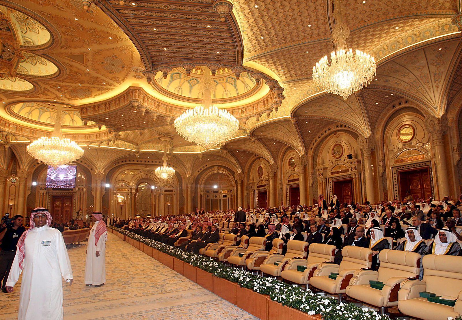 OPEC-Gipfel in Riad