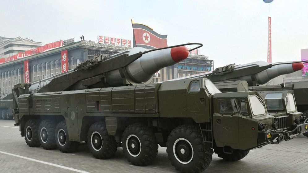 Nordkorea: Kims Raketen-Angeberei