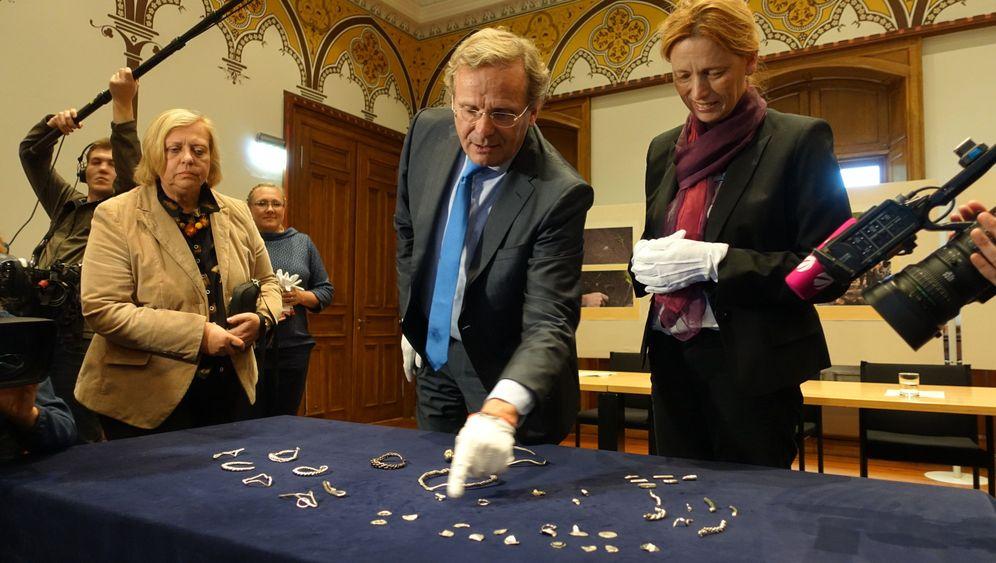 Silberfund: Der Wikinger-Schatz von Sylt