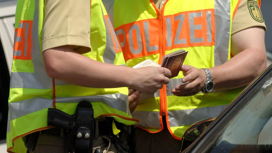 Skin color is no longer an adequate reason for German police to check a person's identity papers.