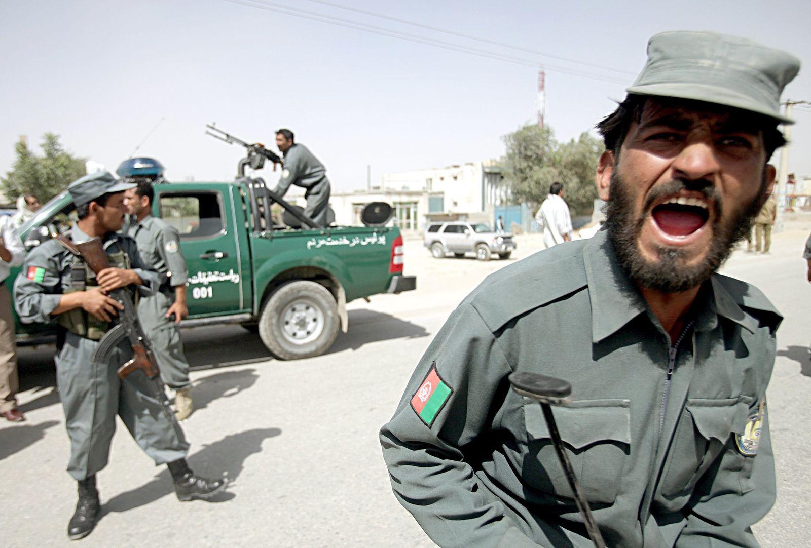 Afghanistan / Soldaten