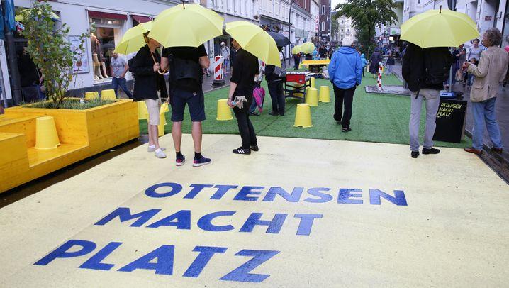 Platz da: Neue Verkehrskonzepte für Innenstädte