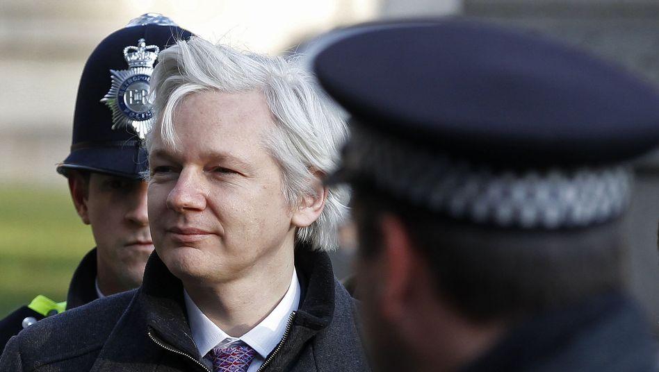 Julian Assange: Auslieferung nach Schweden steht wohl bevor