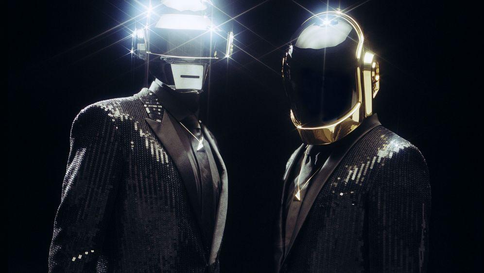 Roboter-Duo Daft Punk: Maschinenmusik aus Menschenhand