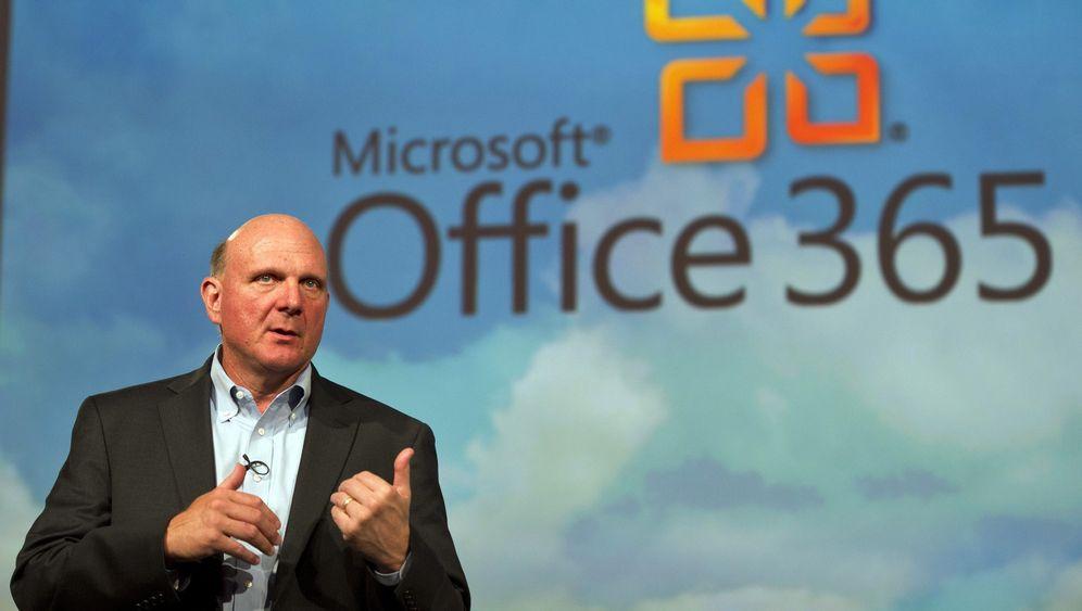 Microsoft Office 365: Das Büro in der Datenwolke