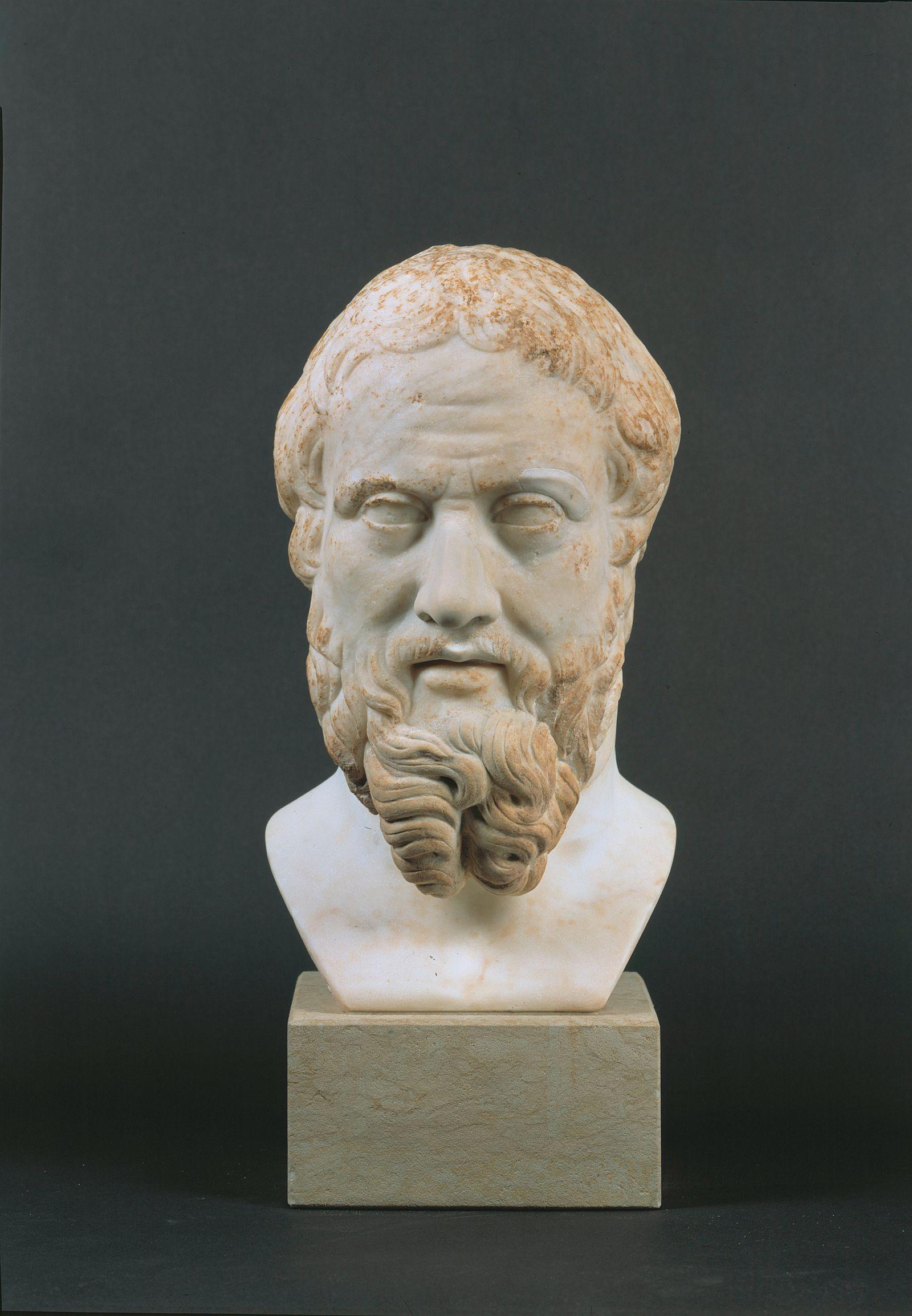 Bildnis des Herodot
