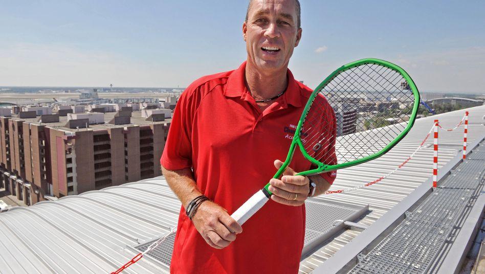 Ehemaliger Tennisprofi Lendl: Rückkehr in den Tennis-Zirkus