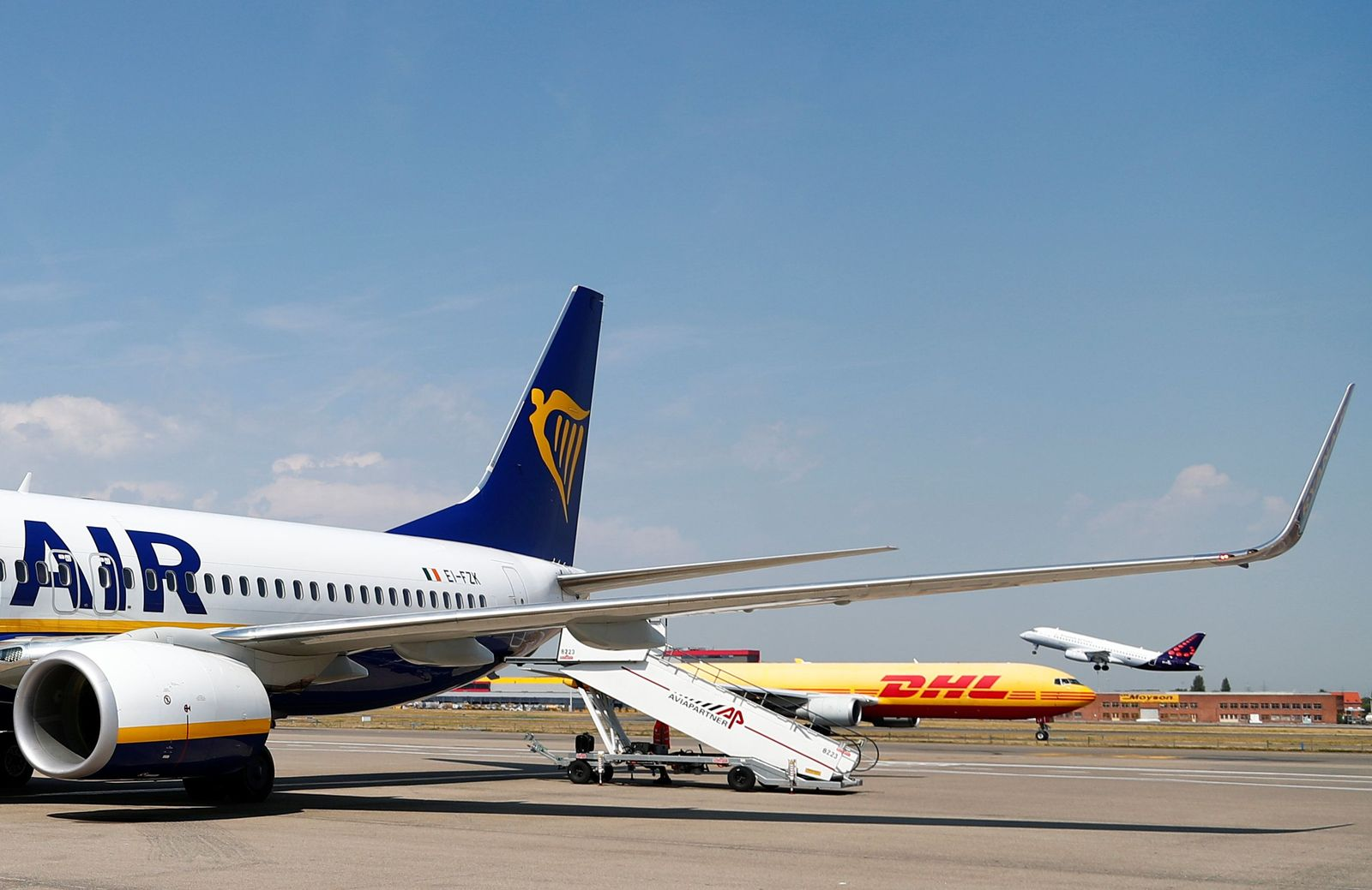 Streiks/ Ryanair