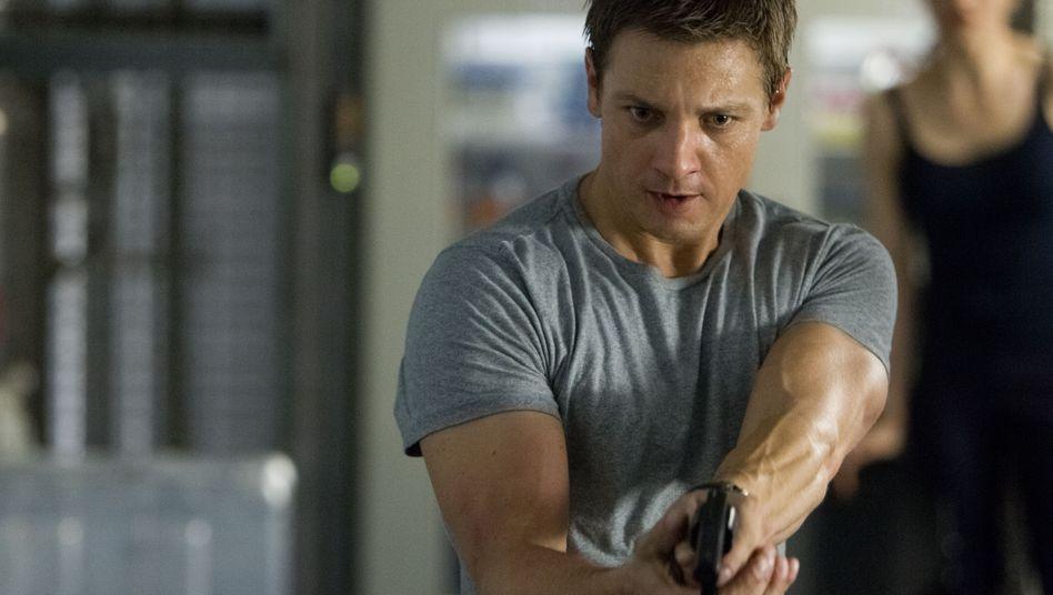 Action Thriller Das Bourne Vermachtnis Jeremy Renner Auf