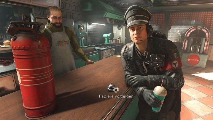 Hakenkreuze in Videospielen: So wurden die Symbole bisher ersetzt