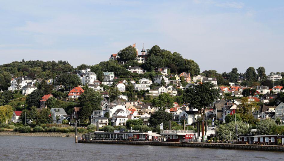 Villen in Hamburg