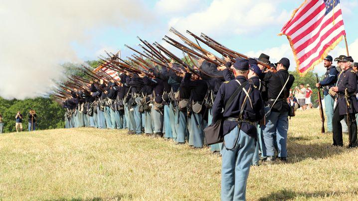 Schlacht von Gettysburg: Nord gegen Süd
