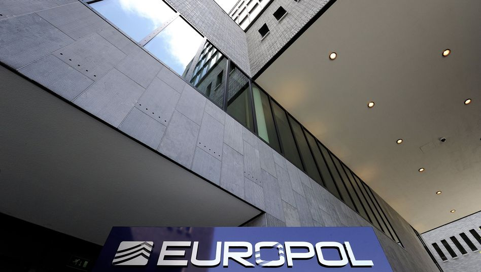 Europol-Hauptsitz in Den Haag