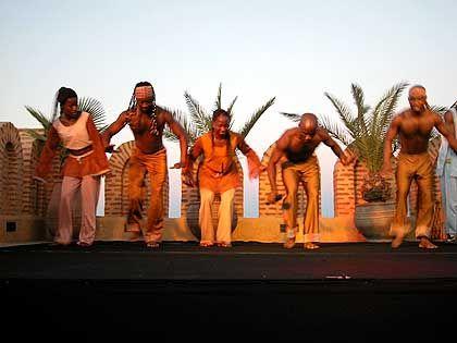 "Tanzgruppe Momboye: ""Afrika ist jetzt in Europa"""