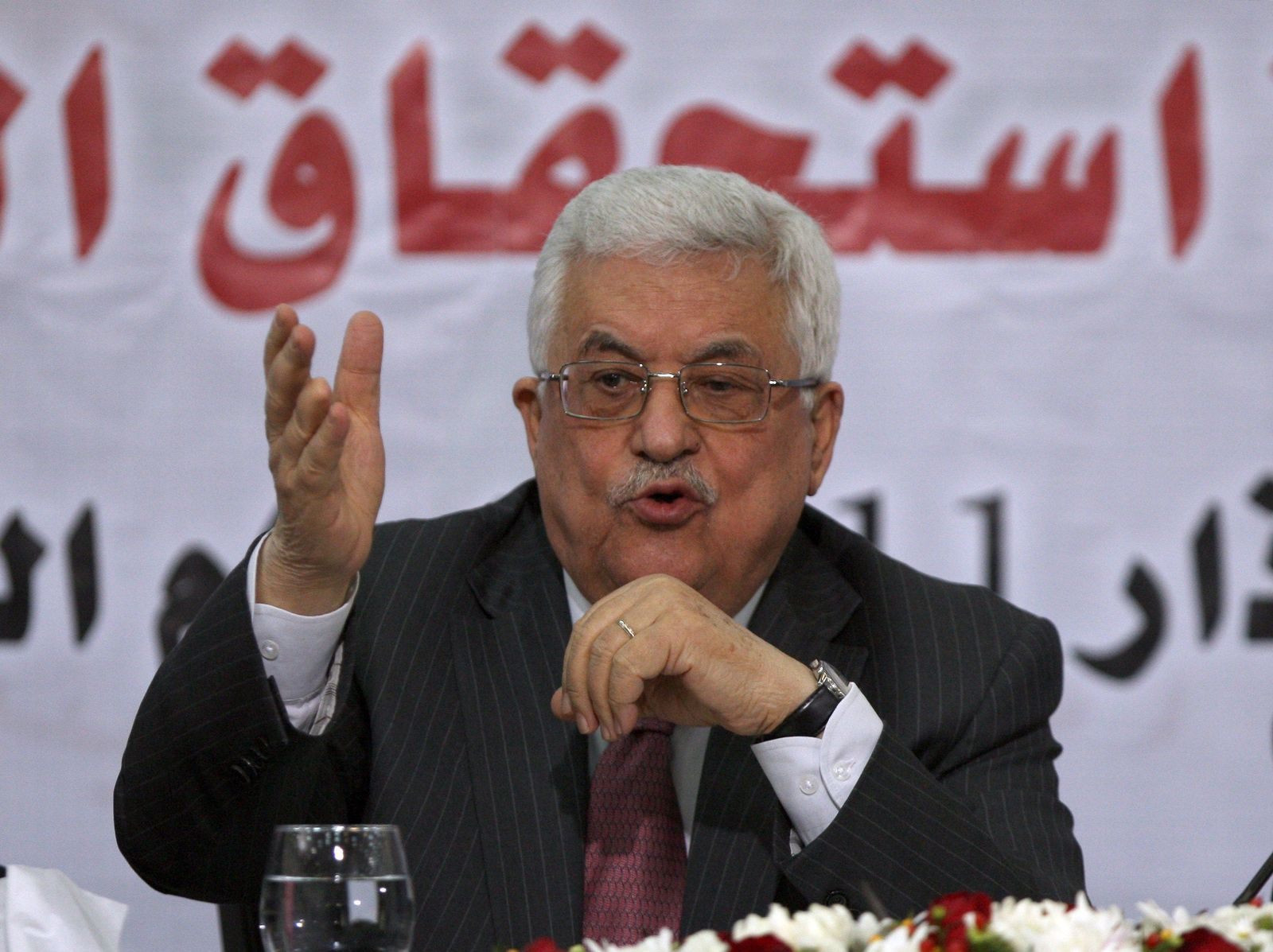 PALESTINIANS-POLITICS-HAMAS-FATAH-GOVERNMENT