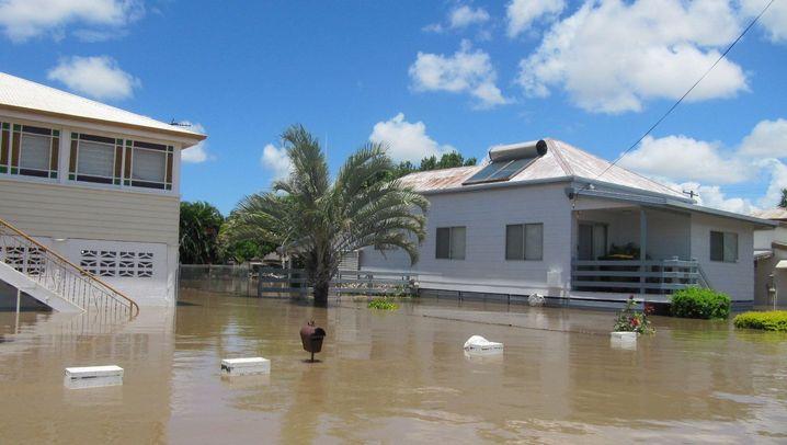 Rekordflut: Australien unter Wasser