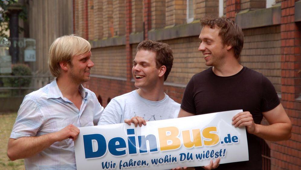 Fotostrecke: Wie Yourbus der Bahn Konkurrenz macht