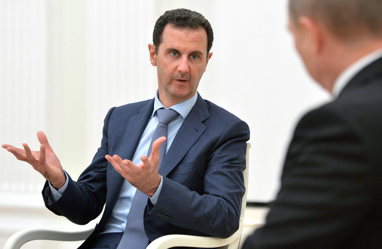 Assad BND