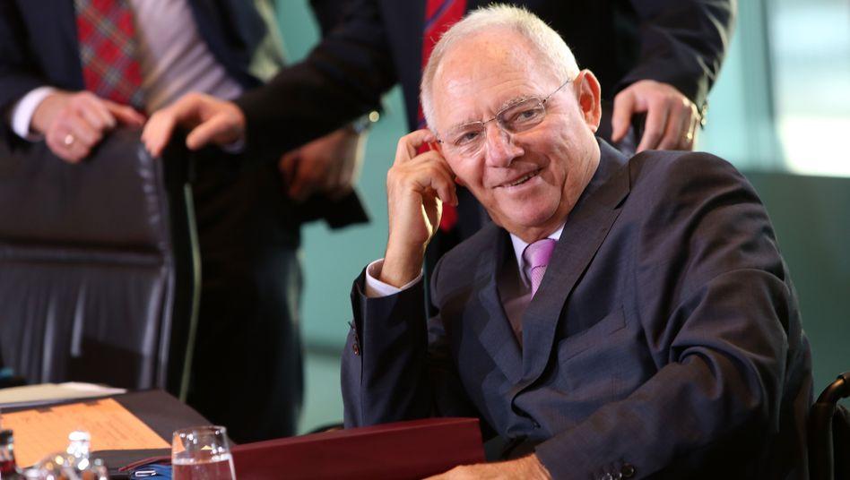 "Finanzminister Schäuble: ""Nehme nicht an, dass wir Frist ausschöpfen"""