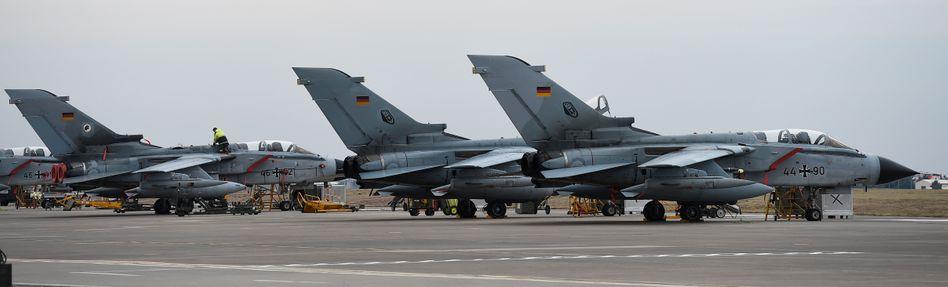 """Tornado""-Kampfjet in Incirlik (Archivbild)"