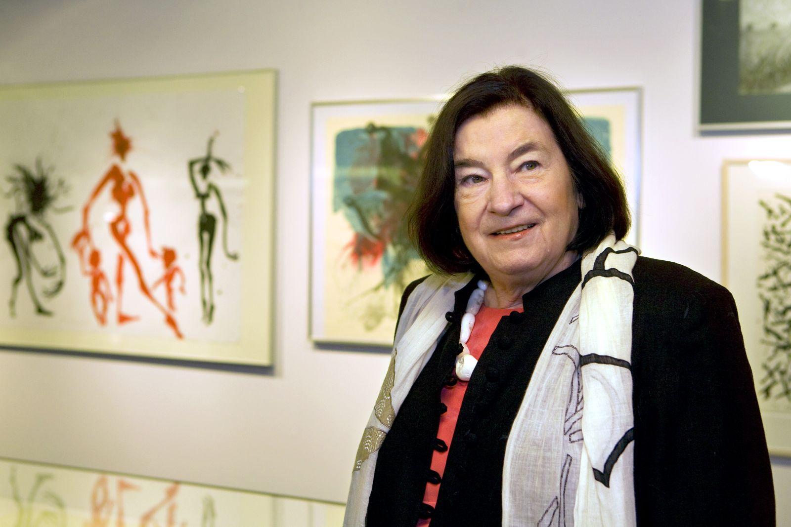 Feier zum 80. Geburtstag von Christa Wolf