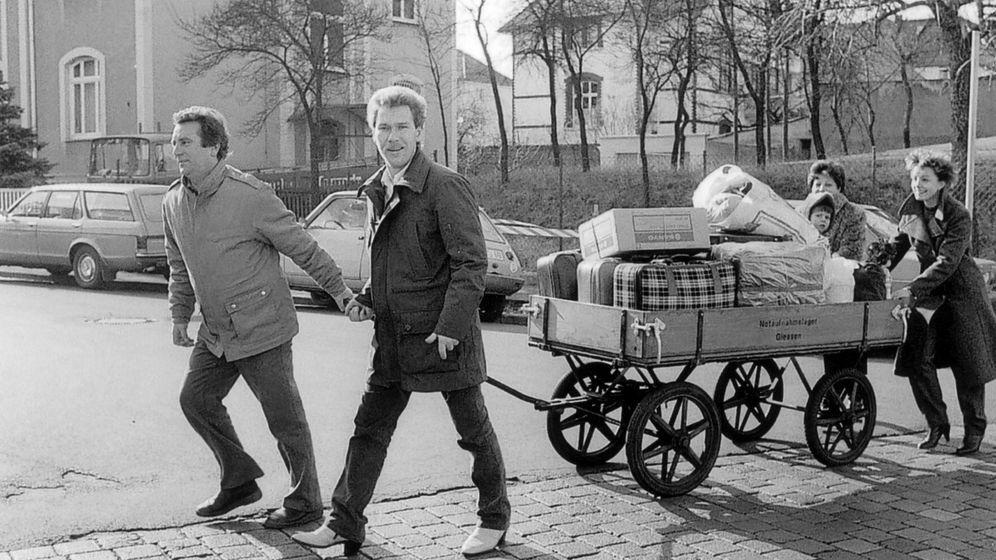 Flucht aus der DDR: Aus dem Lager ins neue Leben