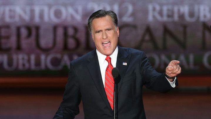 """Republikaner-Parteitag: """"Dieses Land gehört uns"""""""