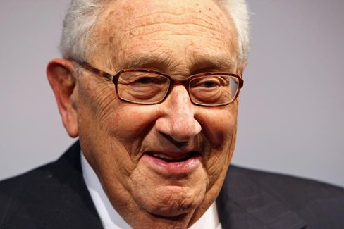 """Henry Kissinger: """"The are kinds of evil that need to be condemned and destroyed, and one should not apologize for that."""""""