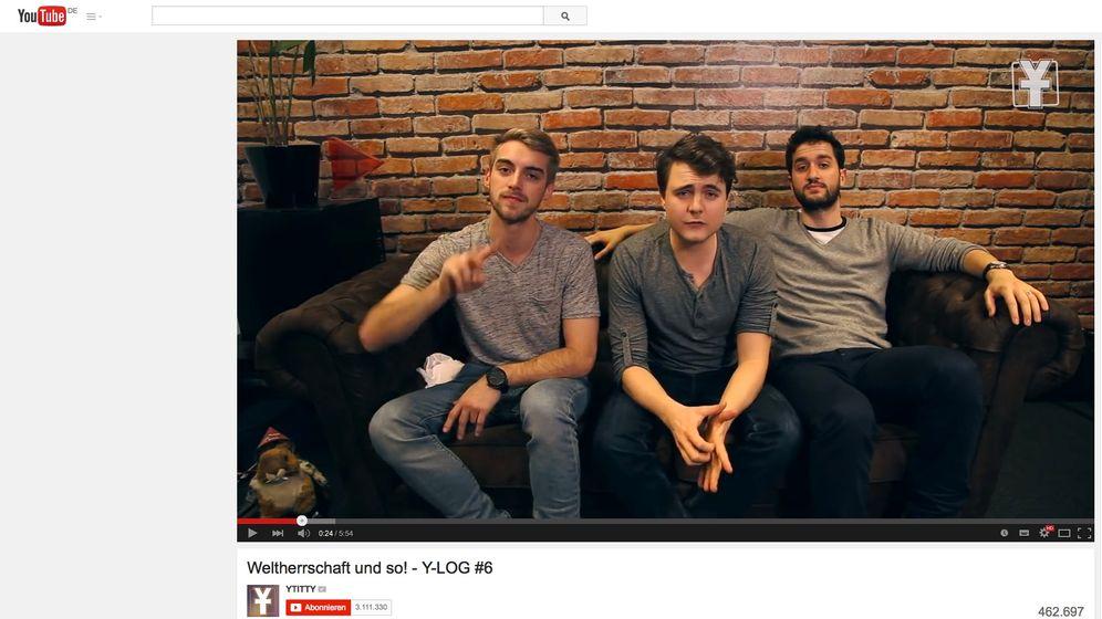 YouTube-Stars: Jung, erfolgreich und ziemlich gewöhnlich