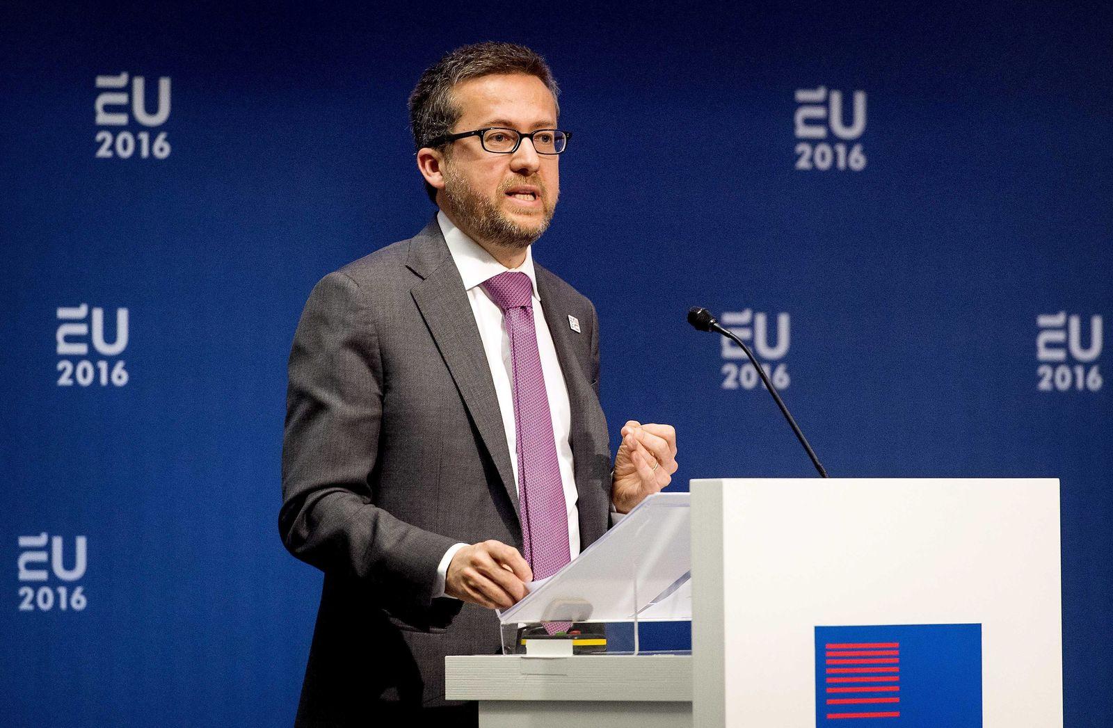 carlos moedas/ European Conference on Open Science