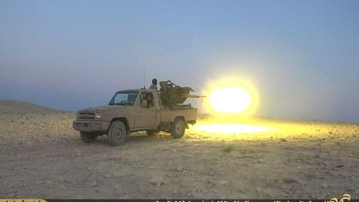 Islamischer Staat: Jahr des Terrors