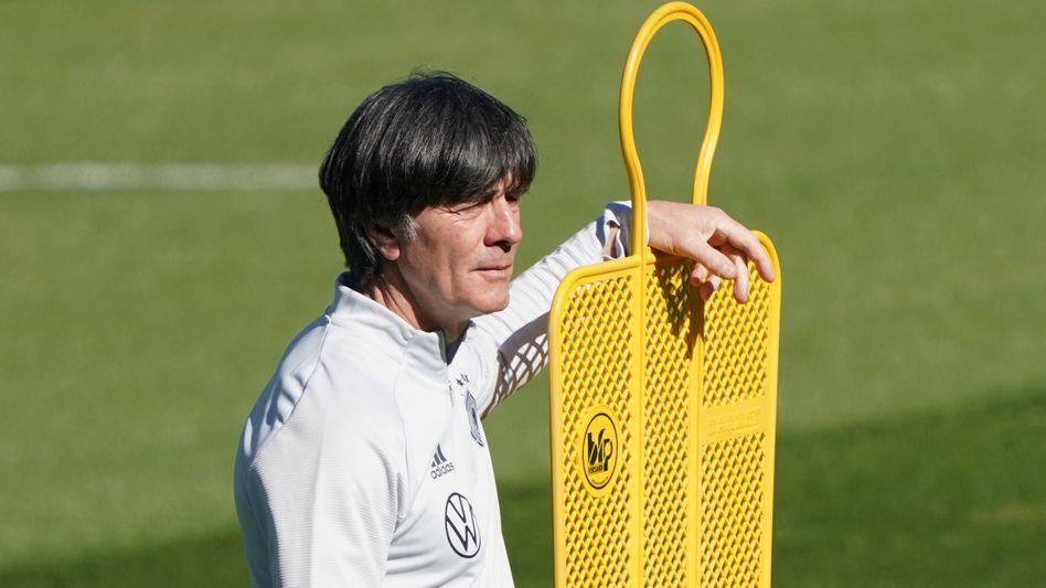 Joachim Löw: Durchwurschteln? Ist das wirklich das Erbe, das der Bundestrainer hinterlassen will?