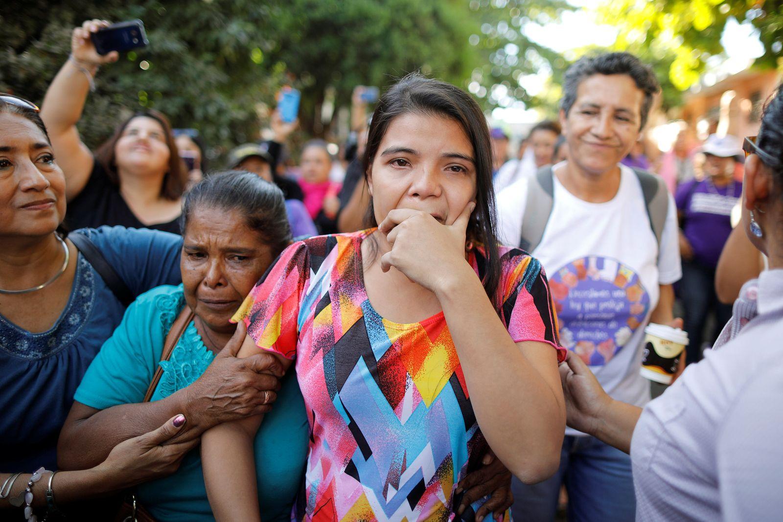 EL SALVADOR-ABORTION/