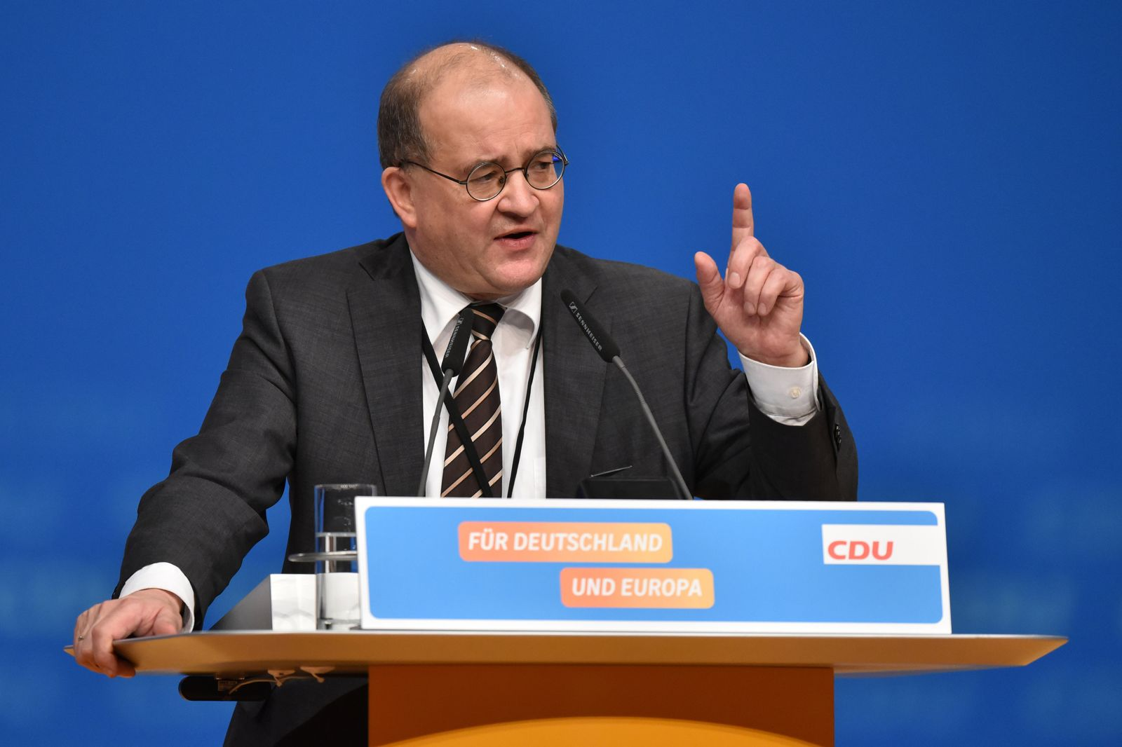 CDU-Bundesparteitag / Arnold Vaatz