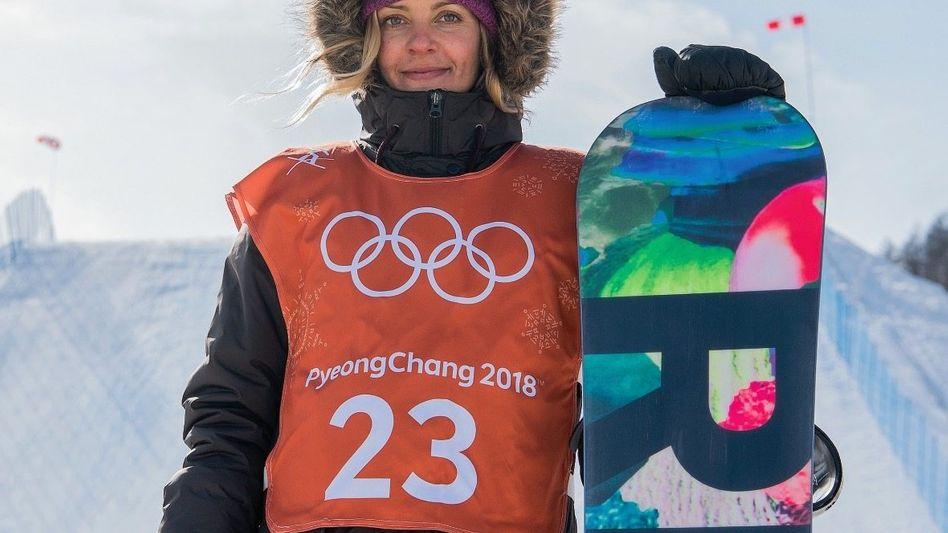 Snowboarderin Mittermüller: »Meine Schutzengel verdammt hart getestet«