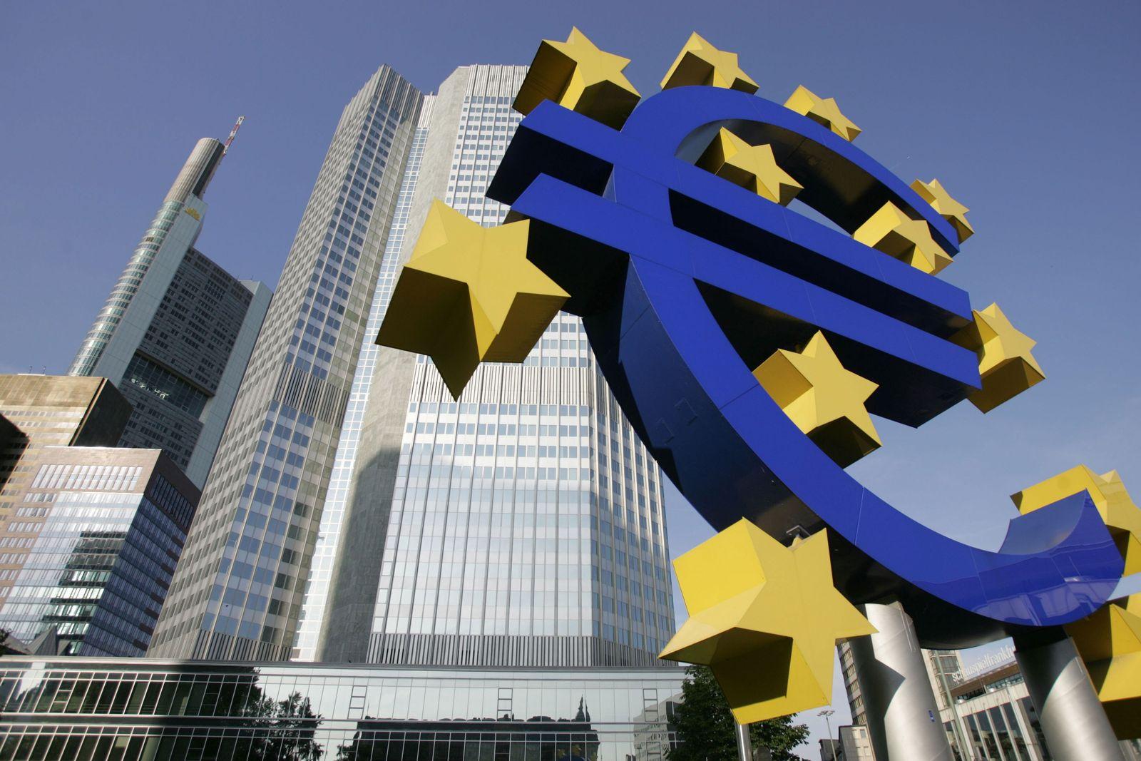 SYMBOLBILD Frankfurt / Euro