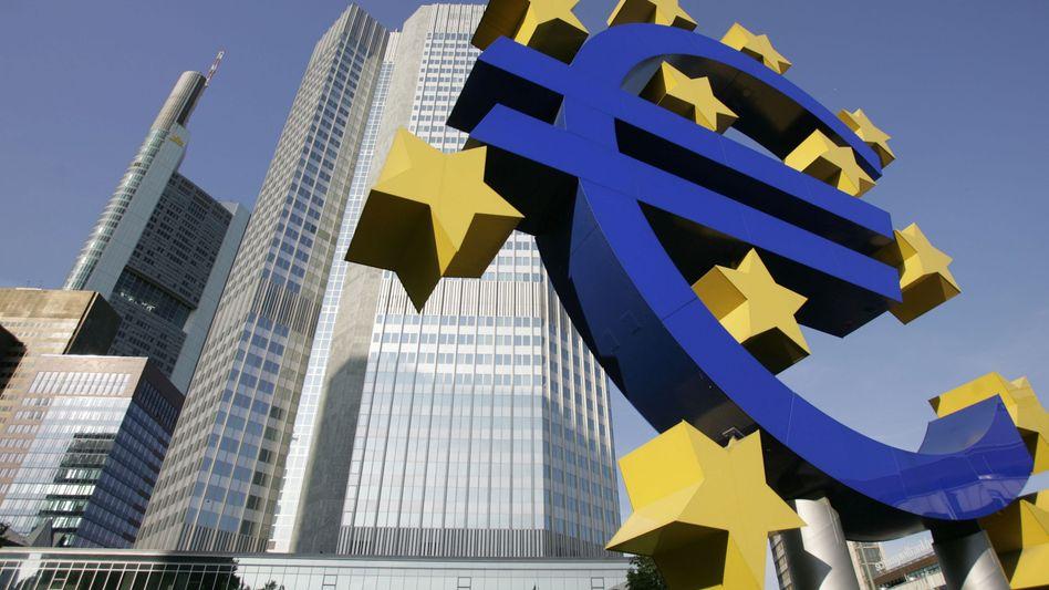 Euro-Symbol: Verwirrende Vorschläge in Cannes