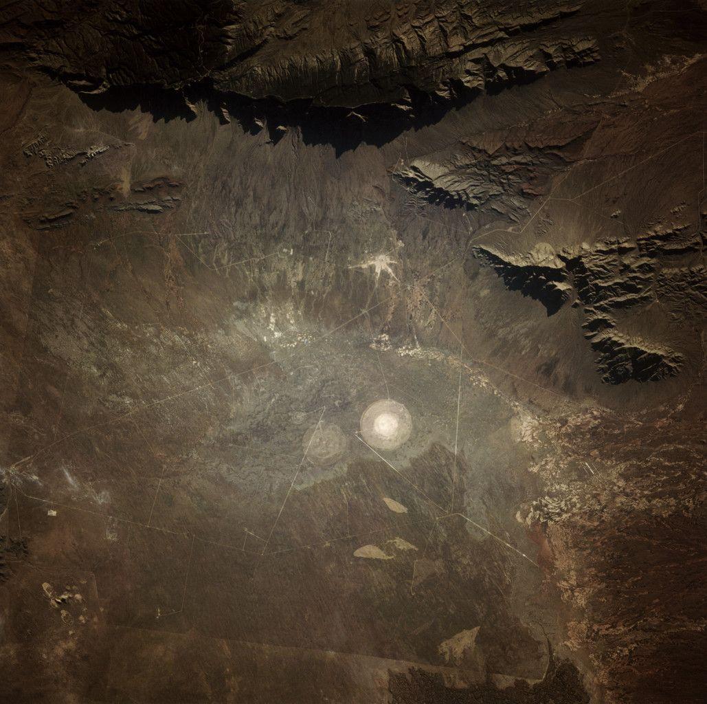 EINMALIGE VERWENDUNG Atomare Wüsten #15