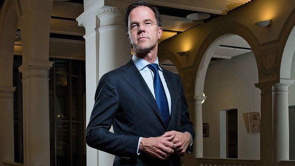 Premier Rutte: »Wir brauchen keinen europäischen Finanzminister«