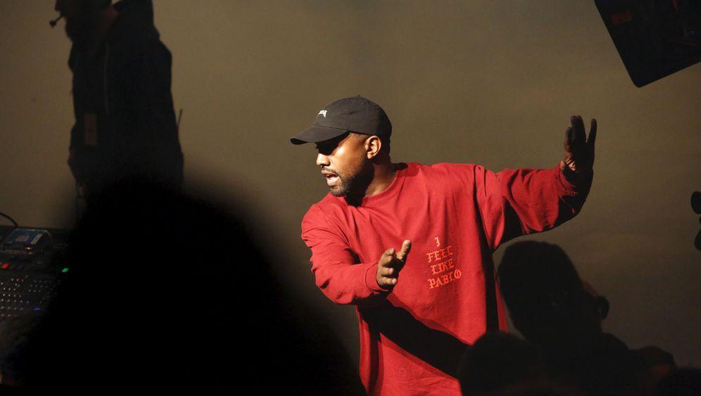 Der Rapper und die Sängerin: Kanye versus Taylor