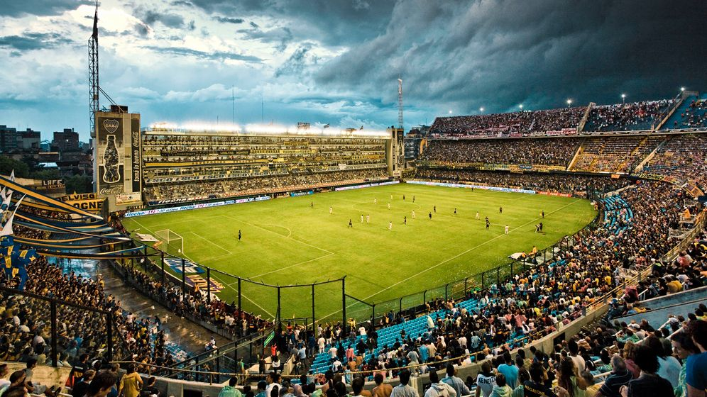 "Bildband ""Buenos Aires"": Fußball total"