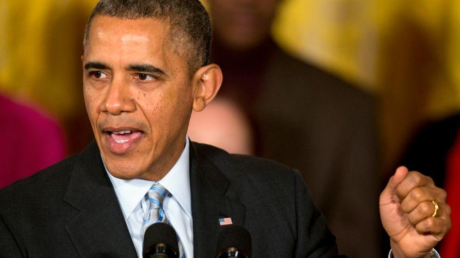 US-Präsident Obama: Darf neue Kredite aufnehmen