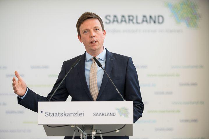 Saarländischer CDU-Politiker Hans